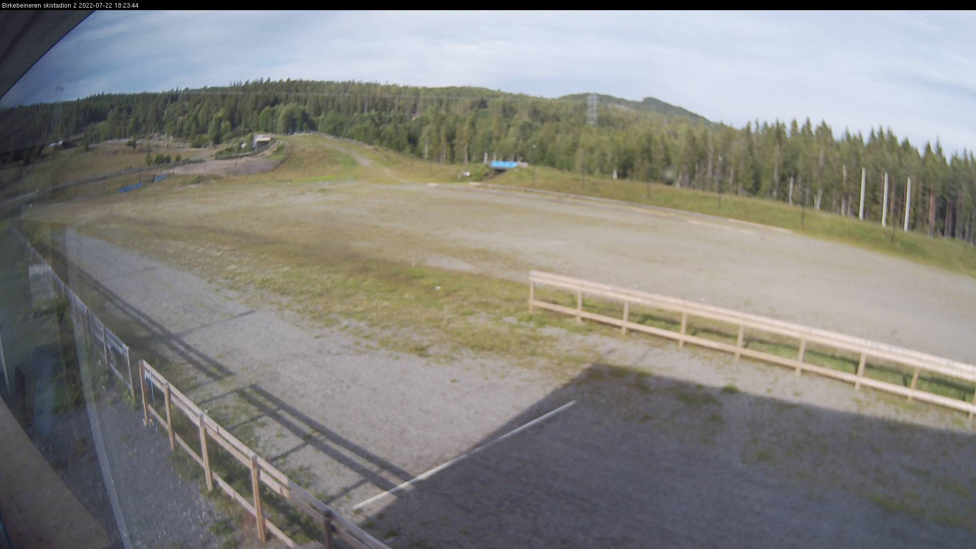 Birkebeiner WourldCup stadion