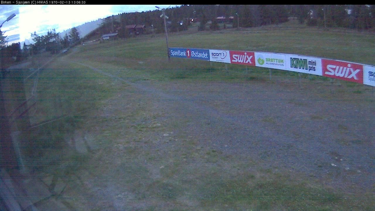 Sjusjøen - Birkebeiner ski track